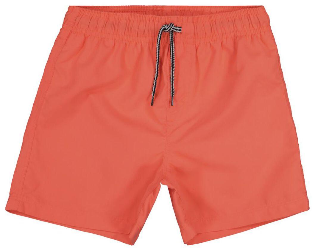 Shorts van de jongenskleding zomercollectie van de Hema