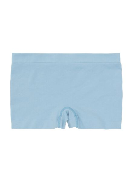 2-pak kinderboxers blauw blauw - 1000009679 - HEMA