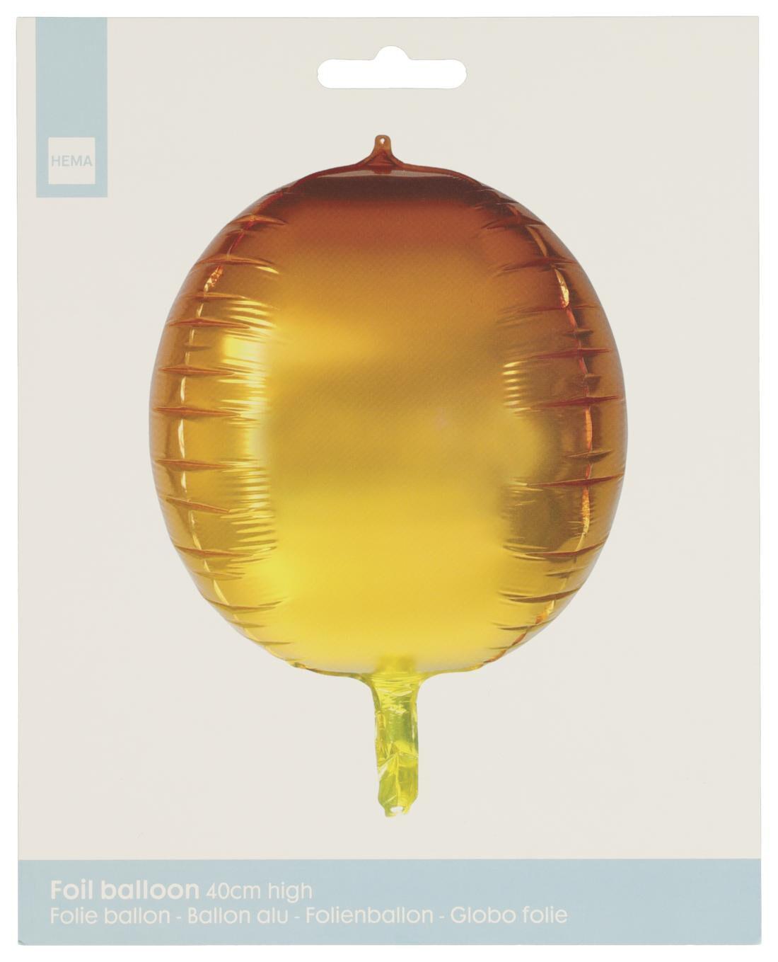 HEMA Folieballon 40 Cm