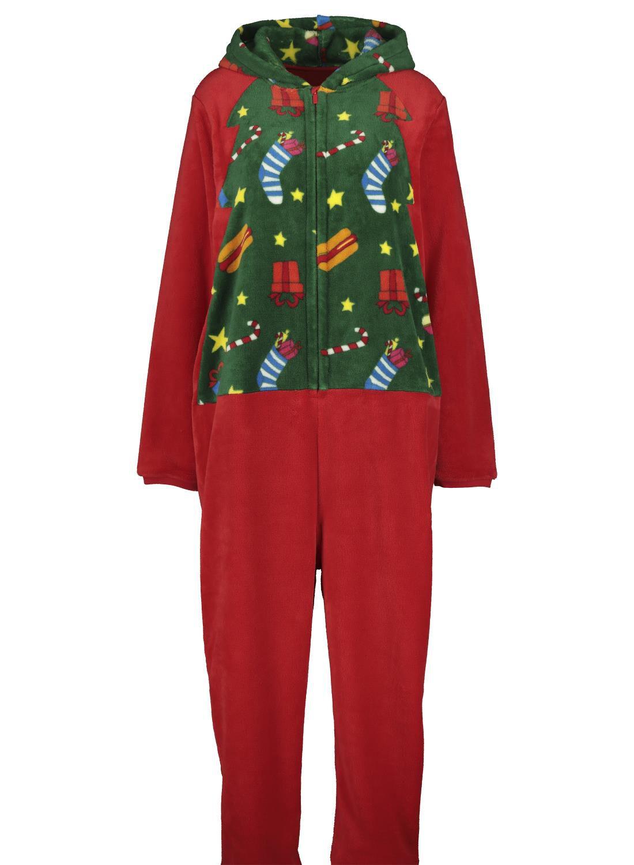 HEMA Kerst Onesie Volwassenen Rood (rood)