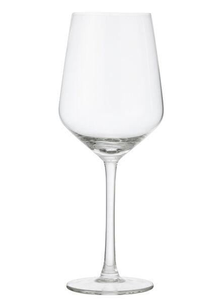 4-pak rode wijnglazen - 9401012 - HEMA