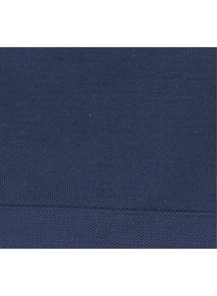 2-pak kinder soft tops blauw blauw - 1000009656 - HEMA