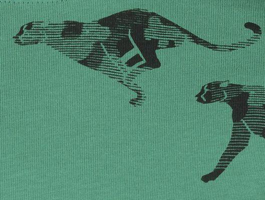 kinder t-shirt felgroen felgroen - 1000020096 - HEMA