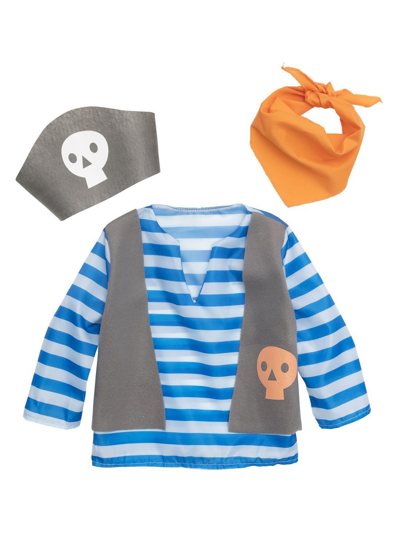 HEMA Verkleedset Piraat