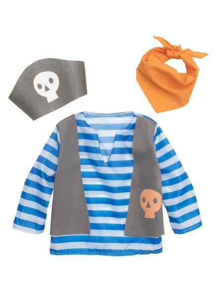 verkleedset piraat - 15110400 - HEMA