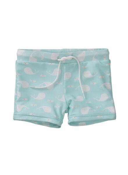 baby zwembroek felblauw felblauw - 1000004878 - HEMA