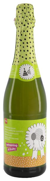 bubbelsap - appelsmaak - 0.75 L - 10200006 - HEMA