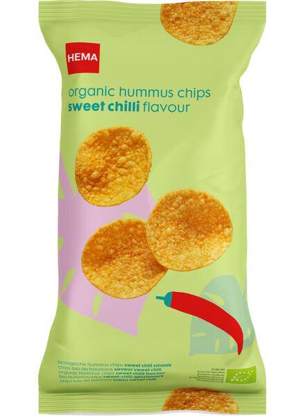 bio kikkererwtenchips sweet chili - 10620014 - HEMA