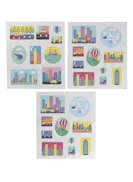 3-pak XL stickers - 15910129 - HEMA