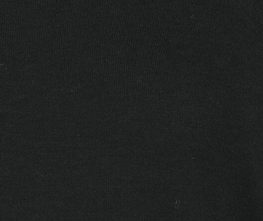 dames t-shirt zwart zwart - 1000021488 - HEMA