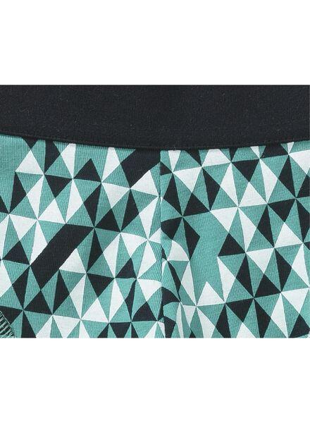 herenboxer blauw blauw - 1000012206 - HEMA