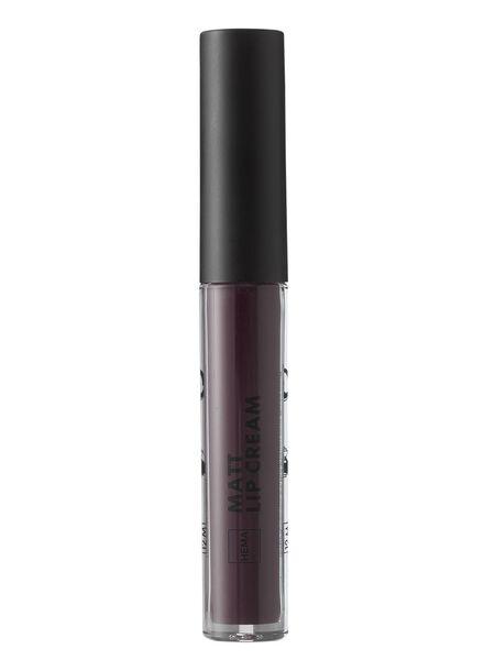 mat lip cream - 11230075 - HEMA