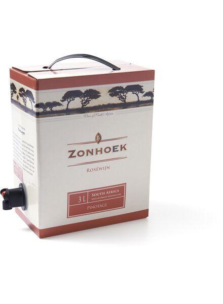 zonhoek bag-in-box zuid-afrika rosé - 3 L - 17382320 - HEMA