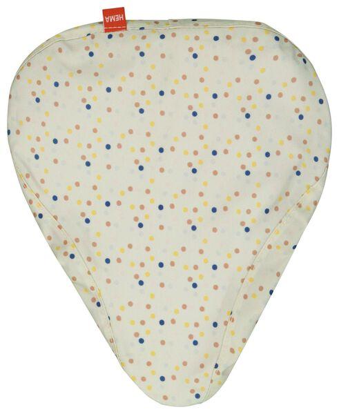 zadelhoes waterafstotend recycled confetti - 41120200 - HEMA