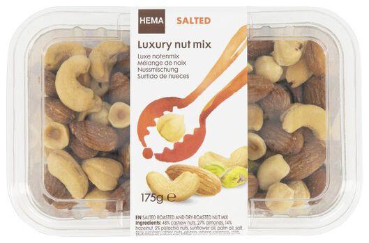 luxe notenmix gezouten - 10654462 - HEMA
