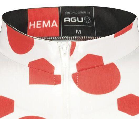 fietsshirt berg rood rood - 1000021147 - HEMA