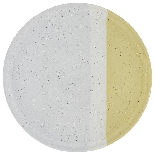 ontbijtbord - 20 cm - Cordoba - geel - 9602123 - HEMA