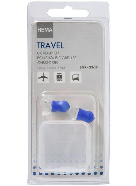 oordopjes travel - 11972013 - HEMA