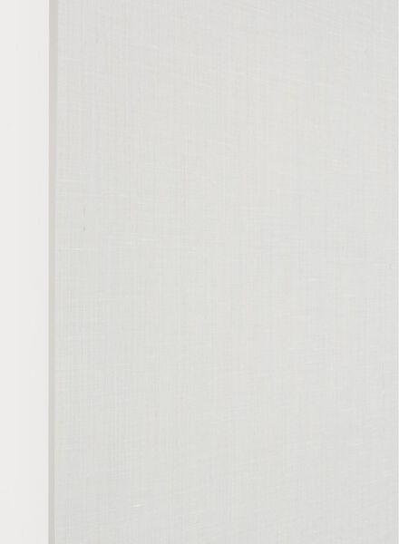 rolgordijn naturel transparant - 7410380 - HEMA