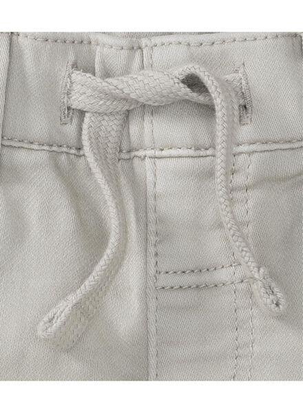 baby jogdenim short grijs grijs - 1000007270 - HEMA