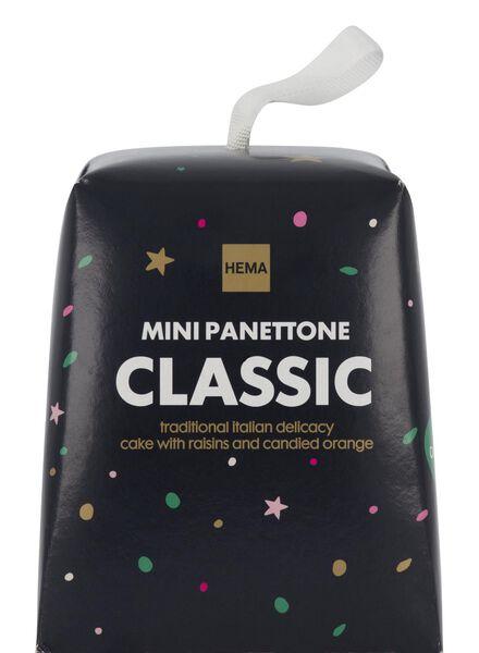 mini panatonne klassiek - 60900220 - HEMA