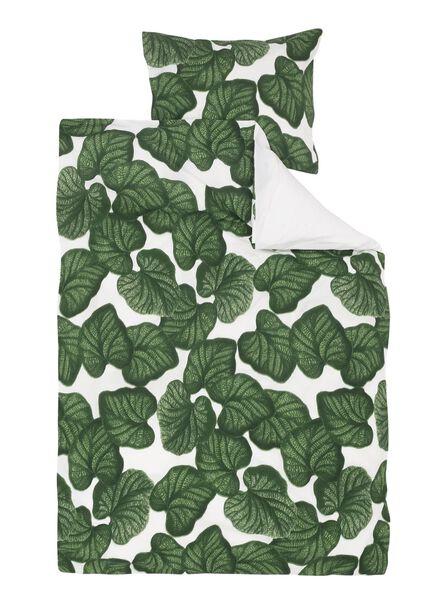 soft cotton dekbedovertrekset 140 x 200 cm - 5710098 - HEMA