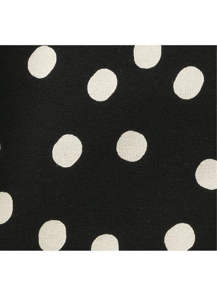 baby t-shirt zwart zwart - 1000008594 - HEMA