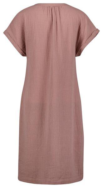 damesjurk roze roze - 1000024340 - HEMA