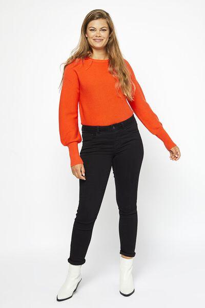 damestrui rib oranje - 1000021301 - HEMA