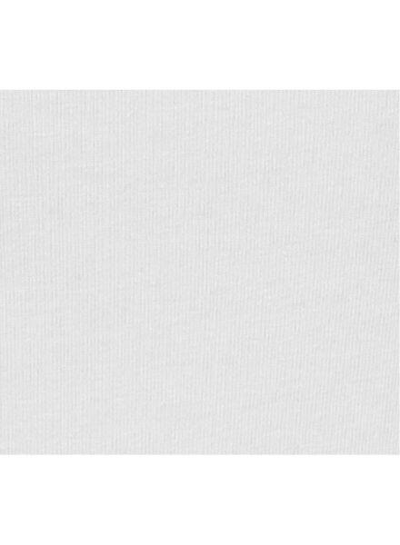 dameshemd katoen wit XS - 19681011 - HEMA