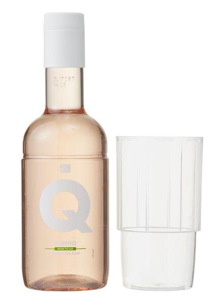 piqniq tempranillo rosé met glas - 17381031 - HEMA