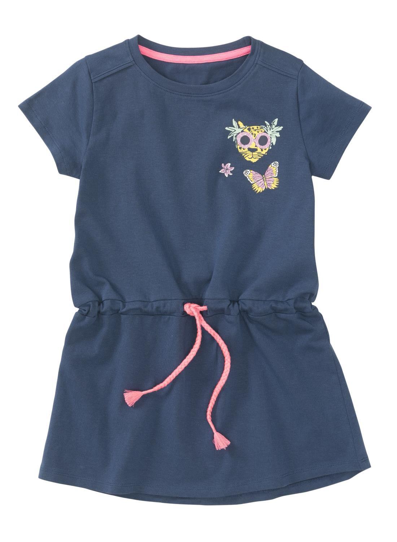 HEMA Kinderjurk Blauw (blauw)