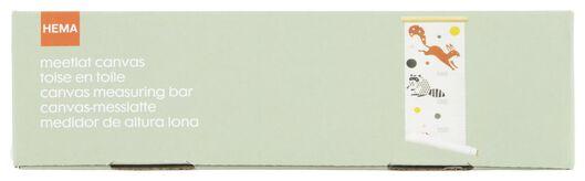 meetlat canvas - 123x20 - 13222076 - HEMA