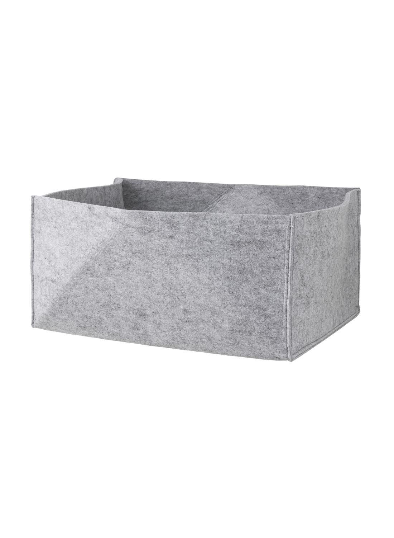 HEMA Vilten Mand 32 X 20 X 44 Cm (grijs)