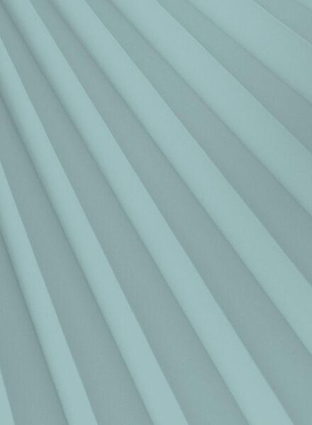 plisségordijn uni vlamvertragend 20 mm - 7430080 - HEMA