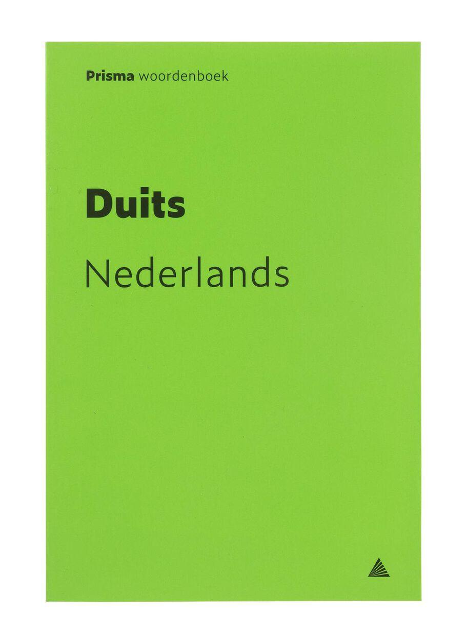 afbeeldingen prisma woordenboek duits nederlands 14910135 hema