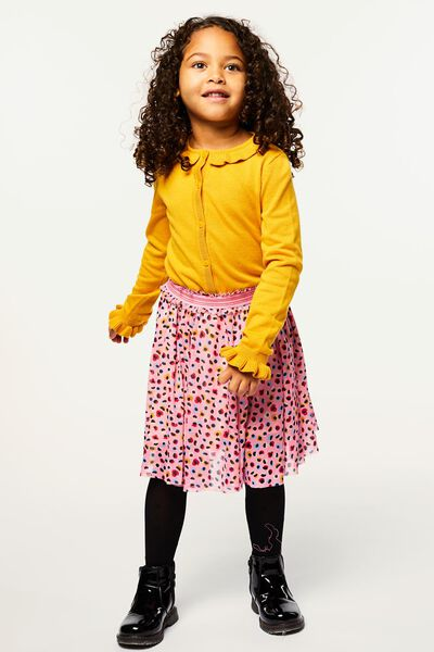 kindervest geel geel - 1000021959 - HEMA