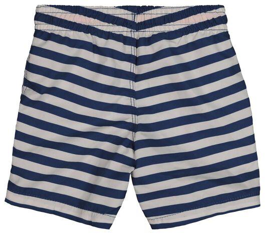baby zwemshort blauw 86/92 - 33218133 - HEMA