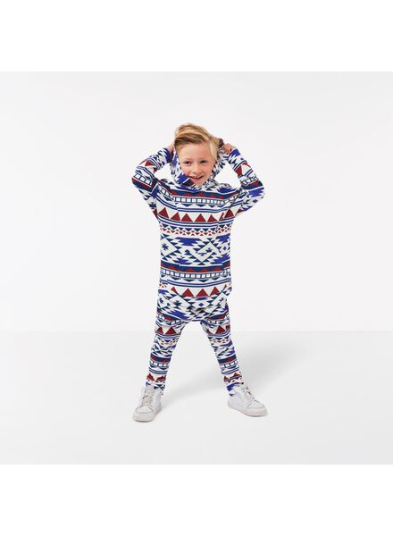 kinder sweatbroek - Bananas&Bananas grijs grijs - 1000016522 - HEMA