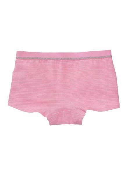 3-pak kinderboxers fluor roze fluor roze - 1000007327 - HEMA