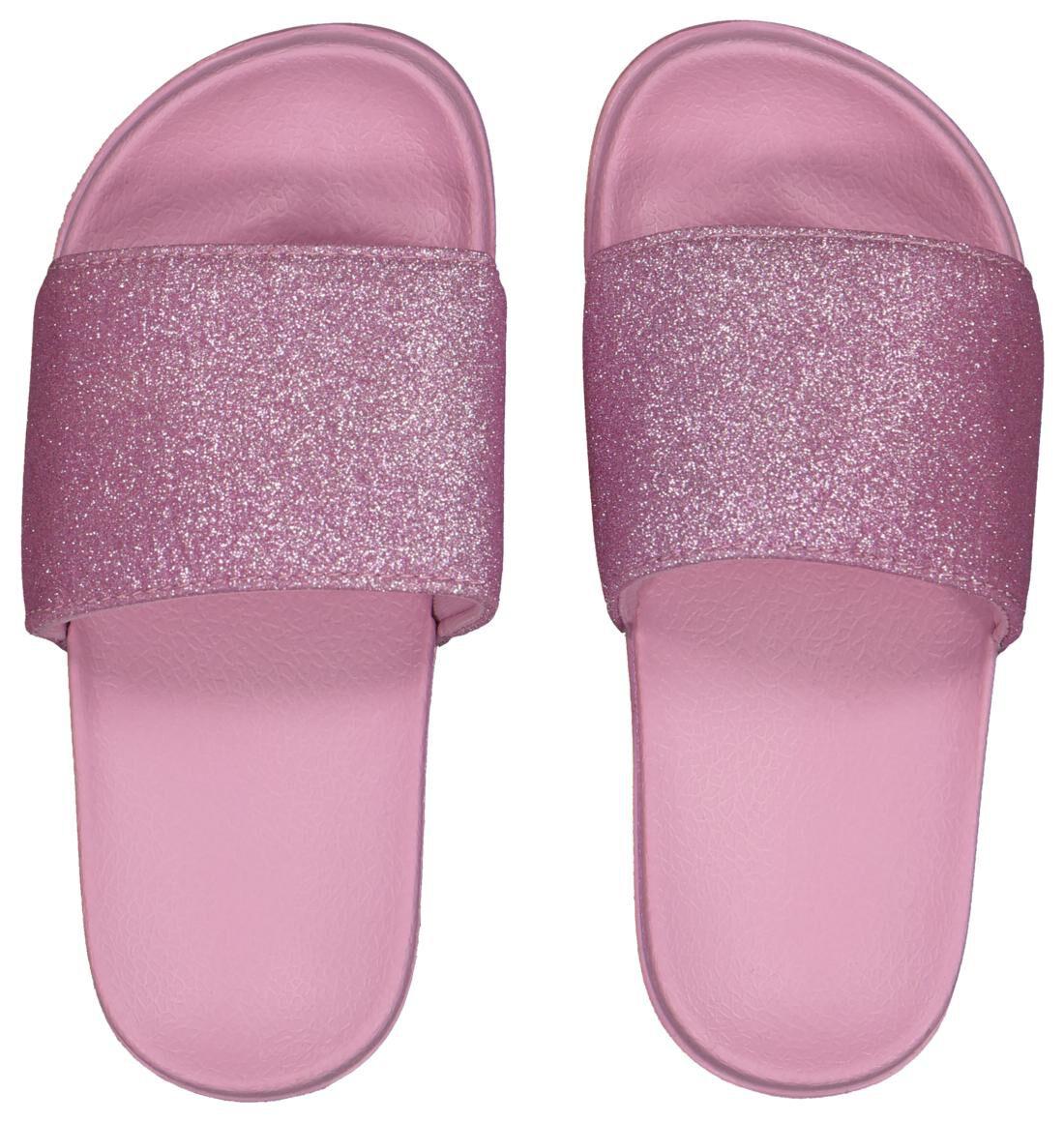 HEMA Kinderslippers Roze (roze)