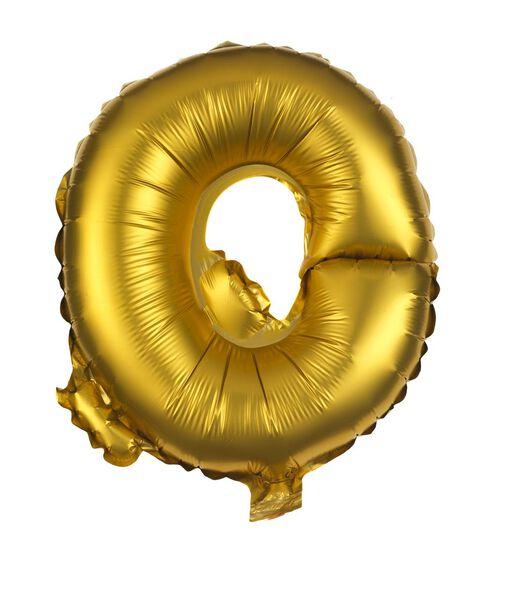 folie ballon Q goud Q - 14200255 - HEMA