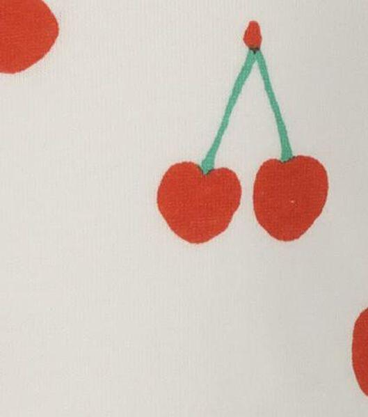 kindershortama rood rood - 1000018477 - HEMA