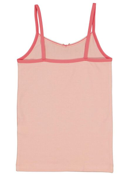2-pak kinderhemden met bamboe roze roze - 1000014980 - HEMA