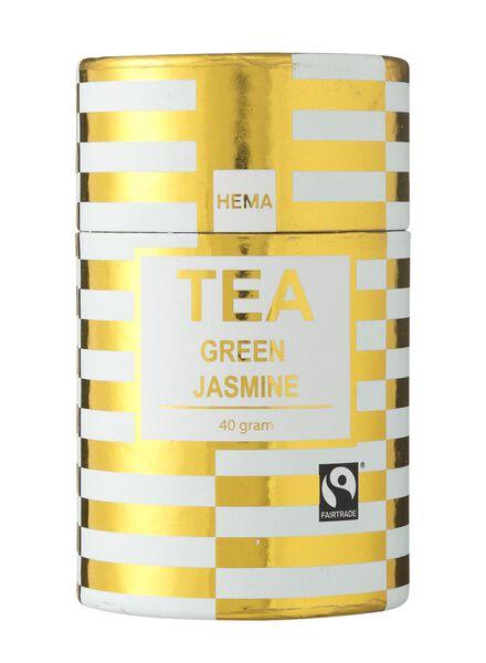 jasmijn groene thee fairtrade - 60900173 - HEMA