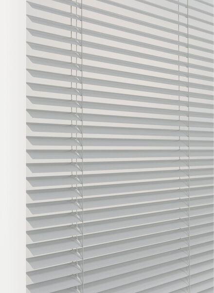 jaloezie aluminium zijdeglans 25 mm - 7420017 - HEMA