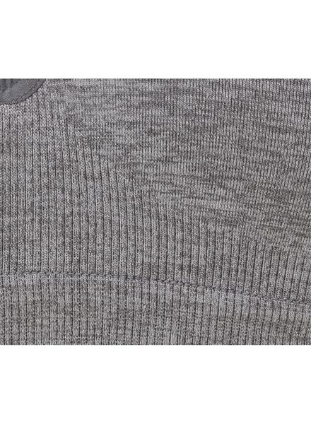B.A.E. padded bh naadloos micro grijsmelange grijsmelange - 1000008781 - HEMA
