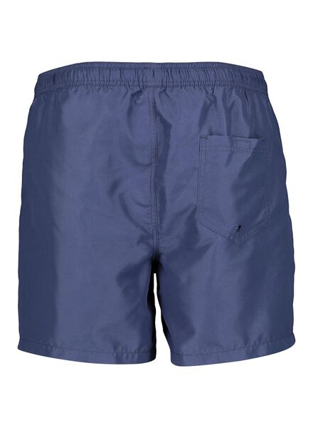 heren zwembroek magic blauw blauw - 1000013509 - HEMA