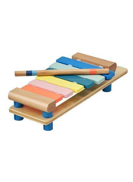houten xylofoon - 15122215 - HEMA