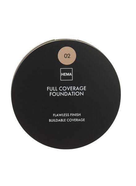 full coverage foundation 02 - 11291302 - HEMA